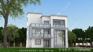现代别墅就应该这么简洁、时尚、清新舒适